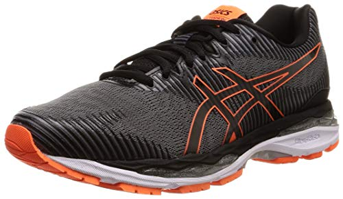 ASICS Men's Gel-Ziruss 2 Carbon/Black Running Shoes-7 UK/India (41.5 EU) (1011A011.020)