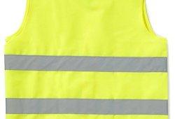 Bubudong Veste de sécurité à haute visibilité avec gilet de sécurité à bande réfléchissante Acheter en ligne