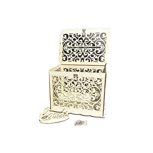 Cestello armadio griglia gioielli scatola di plast Polvere da scrivania Polvere for cassetti in...