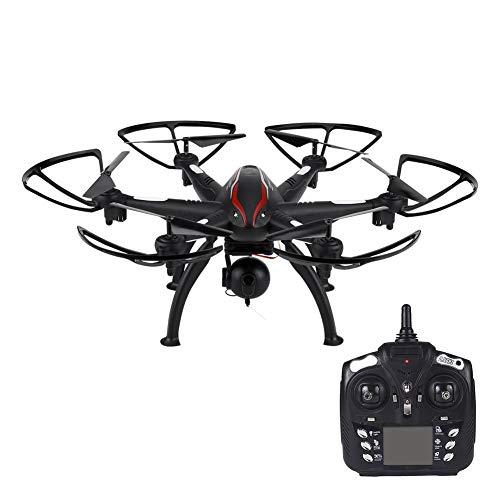 Drone GPS L100, 2.4GHz 6 Assi 5G Hexacopter Controllo App con videocamera WiFi HD grandangolare Drone RC(1080P)
