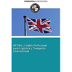 Libro de MF1006_2 Inglés Profesional para Logística y Transporte Internacional