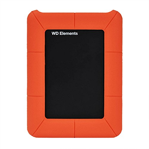 IDEALEBEN 2,5 pollici Hard Drive Enclosure silicone Custodia protettiva per esterni occidentale...