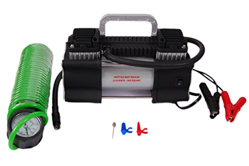 Slime 2X Pro Series Tire Inflator (10-15V, 150 PSI)