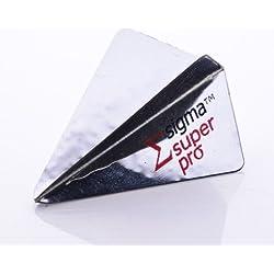 3-ER SETS UNICORN SIGMA SUPER PRO SILBER DARTS FLIGHTS ( 3 Sets )