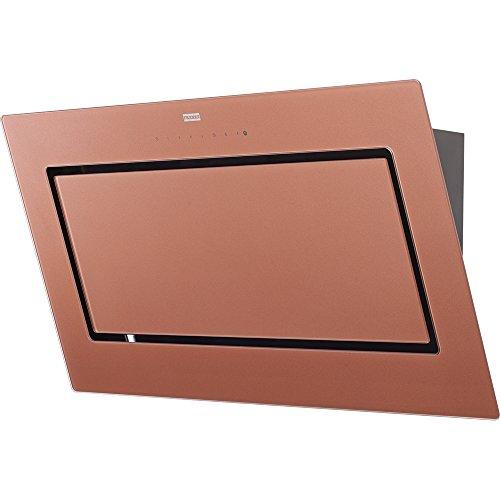 Franke Mythos fmy906co/Copertura cappa aspirante/parete/90cm/vetro rame Edition/classe di...
