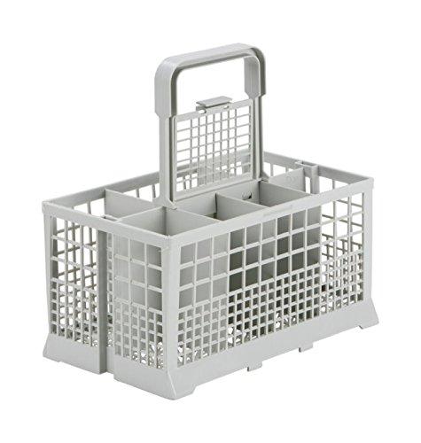 Drehflex - Cestello universale per posate, adatto per molte lavastoviglie in larghezza 60 cm,...