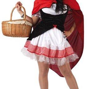 Atosa-5945 Disfraz Caperucita, color rojo, M-L (5945)