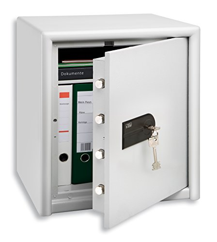 BURG-WÄCHTER Sicherheitsschrank mit Doppelbartschloss, Sicherheitsstufe S 2, Combi-Line CL 40 S