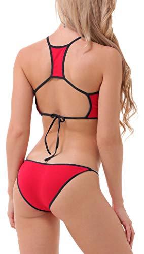 Lola Dola Padded Polyamide Embellished Women Bikini Bra Panty Lingerie Set 5