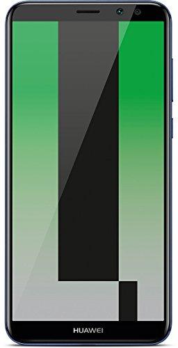 HUAWEI Mate10 lite Dual-Sim Smartphone BUNDLE (14.97 cm (5.9 Zoll), 64 GB interner Speicher, 4 GB RAM, 16 MP + 2 MP Kamera, Android 7.0, EMUI 5.1) Blue + gratis 16 GB Speicherkarte [Exklusiv bei Amazon]