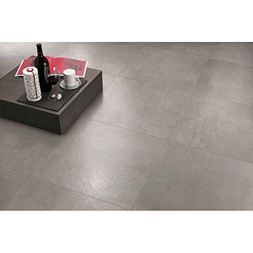 Pavimento grès porcellanato Concrete rettificato naturale 60x60 1^ Tono 44R conf.1.08mq Evolve...