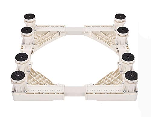 XQY Rulli mobili multifunzione base-base, base regolabile retrattile per stent lavatrice...