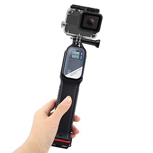 Oumij Manico Galleggiante Bastone Impermeabile Subacqueo Impugnatura Galleggiante Maniglia per Action Cam Multifunzione Bastone per Selfie per Go-PRO Accessori Sportivi
