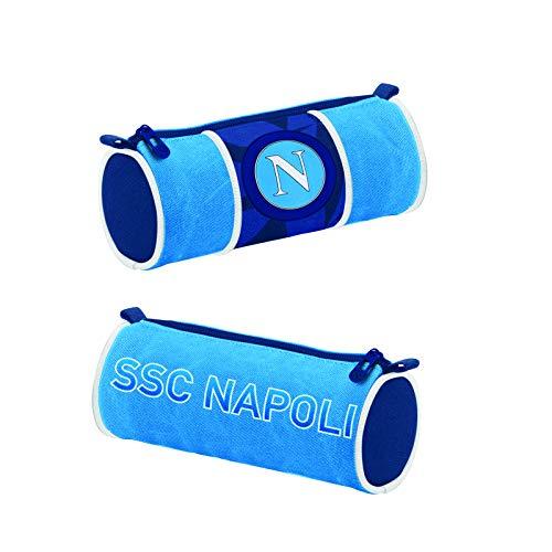 Ssc Napoli Napoli Sprint Astuccio, 21 Cm, Dresden Blue