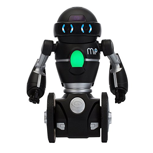 41Eof0W4lxL - Wow Wee- MIP Robot, Color Negro (WowWee 0825)