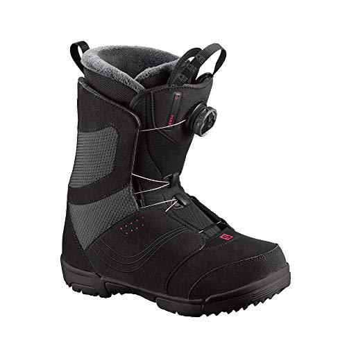 Salomon Damen Snowboard Boots schwarz 24