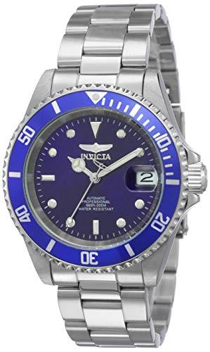 Invicta 9094OB Pro Diver Orologio da Unisex acciaio inossidabile Automatico quadrante blu