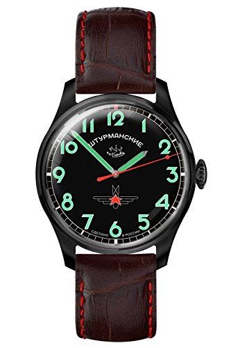 Sturmanskie Retro Gagarin Herren-Uhr Handaufzug 2609-3714130