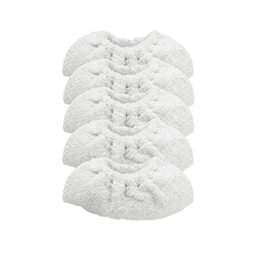 Kärcher – Juego de toallas para limpiador de vapor