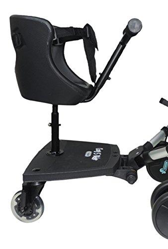 Eichhorn Cozy S Rider - Pedana con seggiolino per passeggini