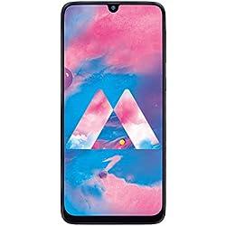 Samsung Galaxy M30 (Stainless Black, 5000mAh Battery, Super AMOLED Display, 3GB RAM, 32GB Storage) - Extra 1000 cashback as Amazon Pay Balance on Pre-Paid Orders