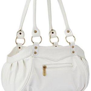 Fostelo-Womens-Handbag-White-FSB-145
