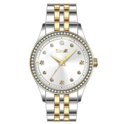 Orologio STROILI ORO GLAMOUR Collection Stainless Steel - SR-X2470L/02M cod.1624276 - Gold