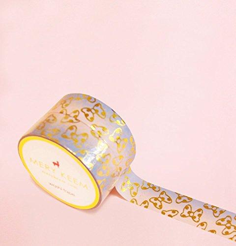 Mariposas Washi Tape para Diarios y Planificadores • Scrapbooking • Artesanias • Oficina • Artículos de Fiesta • Envoltorios de Regalo • Ideal para Manualidades • Cinta Adhesivas Decorativa