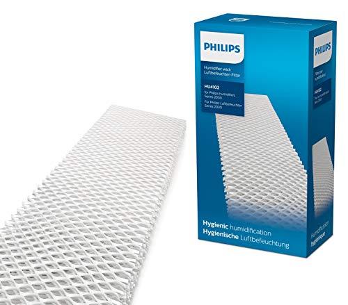 Philips HU4102/01 Luftbefeuchtungsfilter (für Philips Luftbefeuchter HU4814, HU4813, HU4811, HU4803, HU4801) weiß
