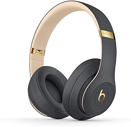 Beats by Dr. Dre Studio3 Wireless Cuffie, Bluetooth, Grigio Ombra