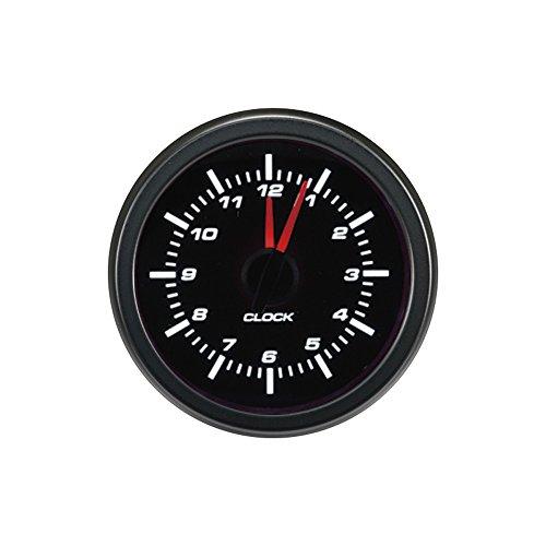 Autostyle, orologio analogico, colore, nero, 52mm, AGTCK-12