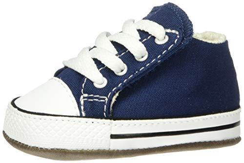 Converse Chuck Taylor all Star Cribster, Sneaker a Collo Alto Unisex-Bambini, Blu (Navy 865158c), 17 EU