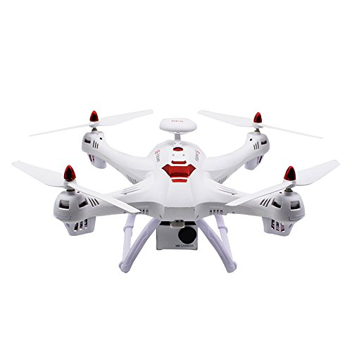 Bolange Quadro di ripresa aerea drone 720P controllo di applicazione mappa intelligente 120 ° FOV...