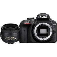 Nikon D3400 + AF-S DX 35mm f/1.8 - Cámara digital