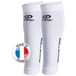 BV SPORT – Manchon – BOOSTER ONE Blanc