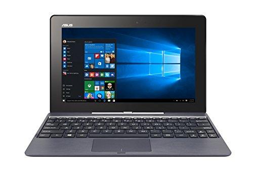 ASUS T100TAF 10.1 inch Convertible Notebook (Intel Atom Z3735F 1.33 GHz Processor, 2 GB RAM, 32 GB SSD, Integrated Graphics, Windows 10) - Black