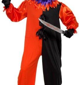 Smiffy's Disfraz de halloween payaso de circo, talla M (AMZ0051 M)