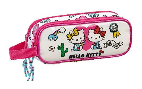Hello Kitty 2018 Astuccio, 21 cm, 1 liters, Rosa