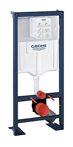 grohe 38340001 b ti support pour wc suspendu mur porteur ou non porteur rapid sl import. Black Bedroom Furniture Sets. Home Design Ideas