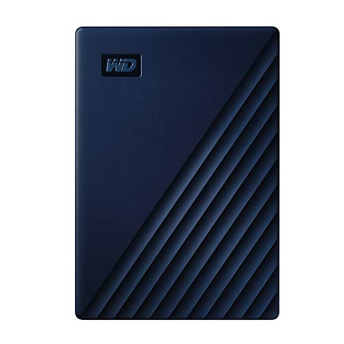 Western Digital 2TB My Passport per Mac, Hard Disk Portatile Pronto all'Uso con Time Machine,...