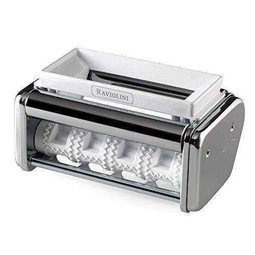 Marcato AR-150-INI MARCATO Accessorio raviolini omc Utensili da Cucina, Acciaio Cromato, Argento