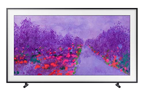 Samsung The Frame Smart TV UHD 4K HDR 55 Pollici, Nero [Classe di efficienza energetica B]
