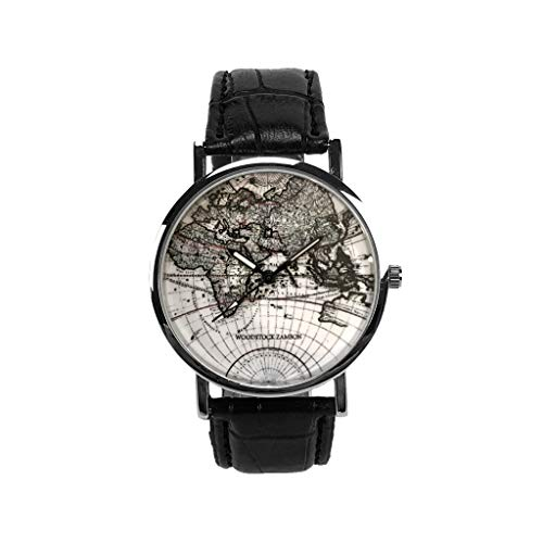 Woodstock Zambon - Orologio'Map'