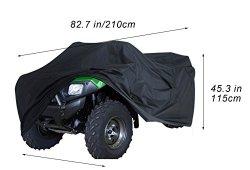 Housse de Protection Quad ATV Couverture Etanche Quad, Soleil Pluie UV Dune Buggy/ Convient à la Plupart des Types de Quad ATV XL Offre de prix
