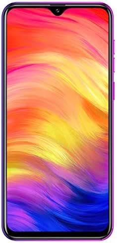 Ulefone Note 7 Handy Günstig 6,1 Zoll Display Android 9.0 Dual SIM Smartphone ohne Vertrag DREI Kamera 8MP+2MP+2MP, 16GB interner Speicher, WiFi/Hotspot/GPS/Bluetooth (Twilight)