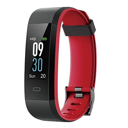 CHEREEKI Orologio Fitness Tracker Fitness Braccialetto Smartwatch Cardiofrequenzimetro da Polso...