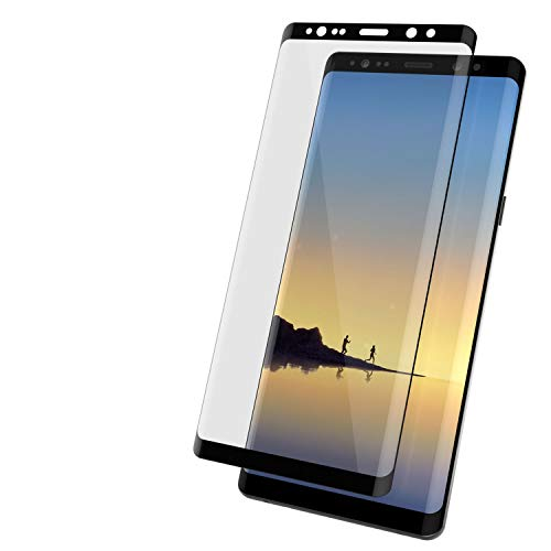 Unicorn Full Coverage Edge-to-Edge with HD Clearance Tempered Glass Screen Protector for Samsung Galaxy Note 9