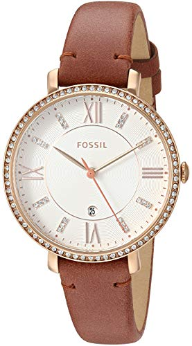 Fossil Jacqueline Analog Silver Dial Women's Watch-ES4413