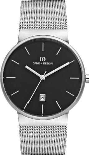 Danish Design Herren-Armbanduhr IQ63Q971 Analog Quarz Edelstahl IQ63Q971