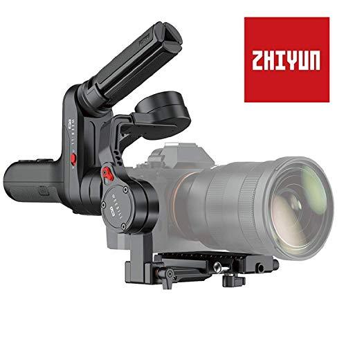 ZHIYUN WEEBILL Lab Stabilizzatore Gimbal Reflex, 3 Assi Fotocamera Gimbal Stabilizzatore, Stabilizzatore Reflex Tre Assi, Gimbal Stabilizzatore per DSLR e Mirrorless Fotocamera